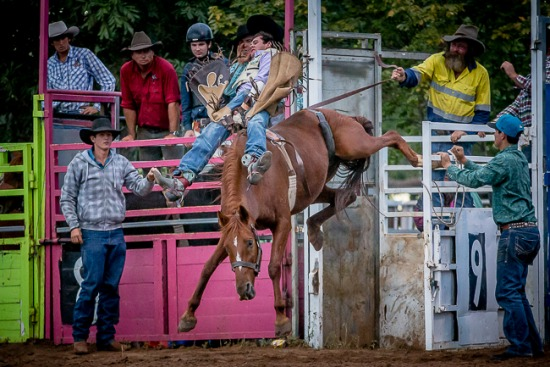 Normanton Rodeo 2014