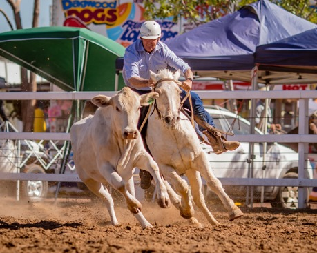 Normanton 40th Anniversary Campdraft