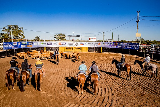 Comet River Cutting Futurity 2019